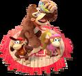 Kongs Artwork - Donkey Kong Country Tropical Freeze