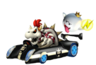 MKU Dry Bowser King Boo