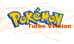 Pokemon Turbo Logo