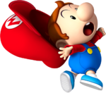 Baby Mario NSMBDIY