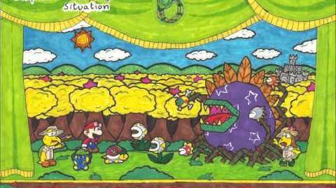 Paper Mario Fangame Music - VS