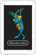 AR 3DS kaart Mike