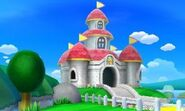 Peach s castle mario and luigi paper jam 2 by banjo2015-d9mb7b4