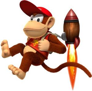 Diddy Kong 2