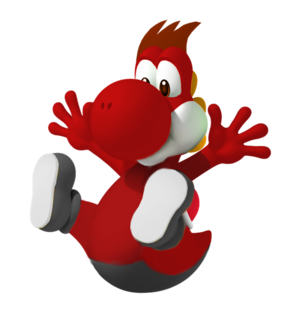 Fire, by Fire The Yoshi