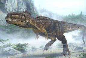 Giganatosaurus image
