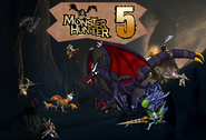 Monster Hunter 5 Logo