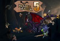 Monster Hunter 5 Logo