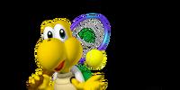Mario Tennis Extreme Ball