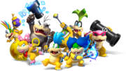 Koopalings-In-SMLOD