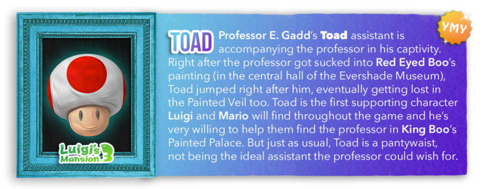 LM3 Character Info - Toad