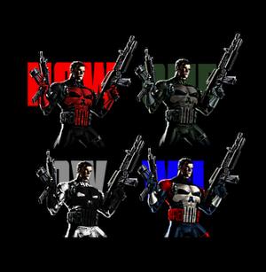 Punisher palette