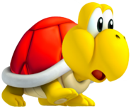 4-Legged Koopa Troopa