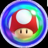 Bubble Mushroom NSMBW2