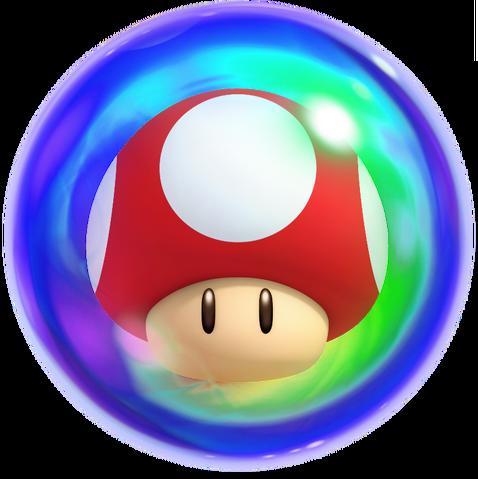 File:Bubble Mushroom NSMBW2.png