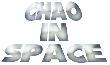 Chao In Space ogo( By TehDoomedNinja)