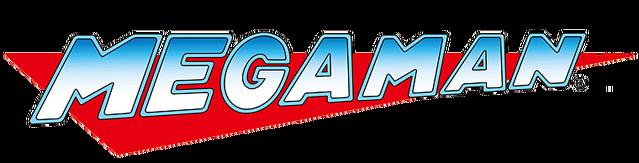 File:MegaMan logo.png