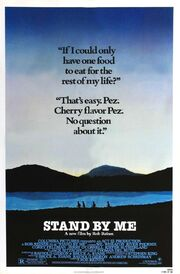 Stand By Me 1986 Poster