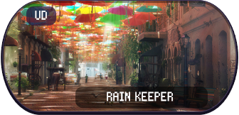 UD - Rain Keeper