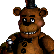Freddy Always Open