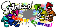 Splatoon Global Canvas Logo