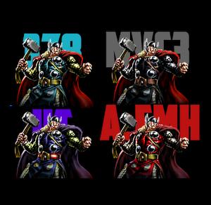 Thor palette