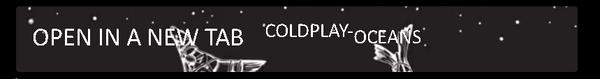 Coldplay - Oceans
