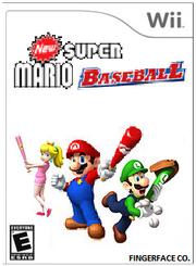 New Super Mario Baseball