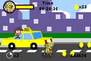Nicktoons Advance GBA screenshot 1