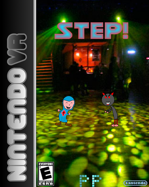 Step! VR Cover