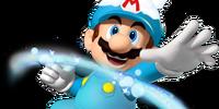 Frosty Mario