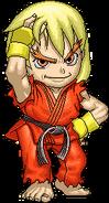 Ken masters by bokuwatensai-d4yzvk7