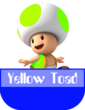 Yellow Toad MR