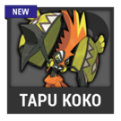 ACL -- Super Smash Bros. Switch Pokémon box - Tapu Koko
