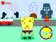 SpongeBob SquarePants Rush PS2, Xbox, GameCube and PC screenshot