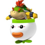Bowser jr render by lucas zero-d7ymz6l