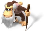 640px-Cranky Kong Artwork - Donkey Kong Country Tropical Freeze