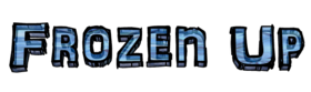 FROZENUP logo