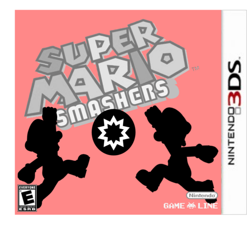 File:Super Mario Smashers Boxart.png