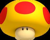 Mega mushroom-