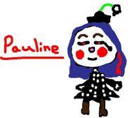 Pauline the menacing mime circus camp by askmelissa-d8s5mhd