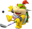 Bowser Jr. Artwork - Mario Golf World Tour