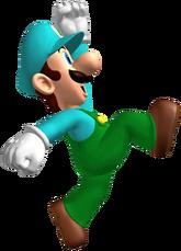 Ice Luigi Mario 2012