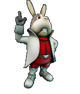 Peppy Hare Cool
