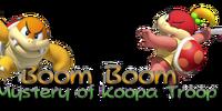 Boom Boom: Mystery of the Koopa Troop