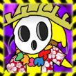 FSBF Icon Shy Guy Yellow