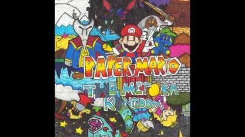 "Paper Mario Fanagame Music ""The Lunar Sanctuary"""