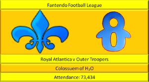 FFL Season 3 - Atlantica v Tone