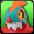Hawlucha CSS Icon