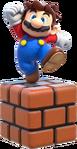 Small Mario Artwork - Super Mario 3D World